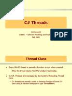 Threads CSharp
