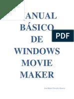 Manual Windows Movie Maker