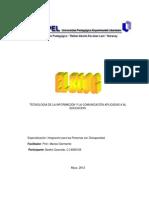 Especialización TIC - PDF