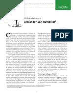 Redescubriendo a Alexander Von Humboldt