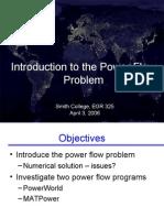 3. Power Flow 1