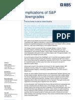 Euro Area Economics - Implications of S&P Downgrade _ RBS Dec 2011