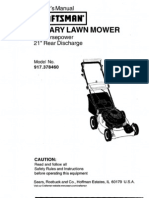 Manual Loan Mower L0202087