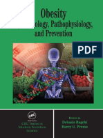 Obesity - Epidemiology, Pa Tho Physiology and Prevention (2007)