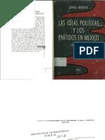 Las Ideas Politicas y Los Partidos en Mexico