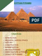 Pravin_The Egyption Pyramid