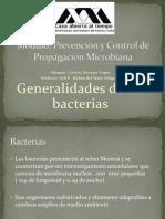generalidades de bacterias