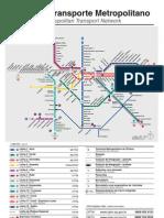 Linhas Metro SP