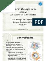 Biologia de La Celula