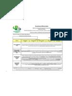 Matriz de valoración - EP (elaboración de mapa mental)