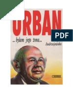 Andrzejewska, Karyna - Urban byłam jego żoną – 1993 (zorg)