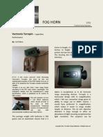 Vectronix Terrapin Pocket Laser Range Finder