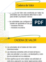Cadena Valor y Macro y Micro Entorno(1)