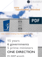 EVS Indian Economy Opportunities 123