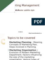 marketingmanagement-module8-111108032033-phpapp02