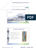 Sonatrach's Drilling Fluids