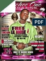 Geechee One Magazine May-June 2012