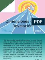 Dimensiones de la Revelación
