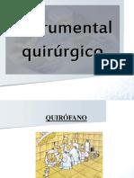 Instrumental quirúrgico 2007
