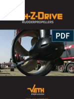 Veth Z-Drive Engels