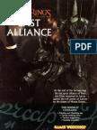 LOTR SBG Suplement - Last Alliance