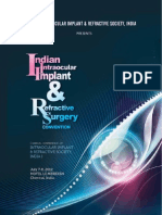 Indian Intraocular Implant & Refractive Surgery Convention