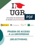 PAU-Registro y matrícula 2012