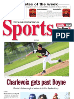 Charlevoix County News - Section B - May 17, 2012