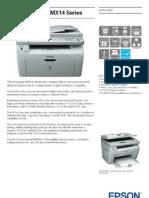 Epson AcuLaser MX14 Brochures 4