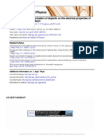 Impact of Incomplete Ionization of Dopants on the Electrical Properties of Compensated P-type SiliconJApplPhys_111_043701