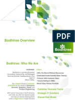 Bodhtree Overview