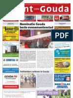 De Krant Van Gouda, 18 Mei 2012