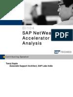SAP NW BI Query Analysis