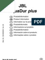 JBL AquaDur Plus