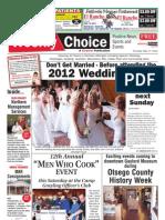 Weekly Choice - May 17, 2012