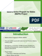 MAPS Support to Malaria Control Efforts in Nigeria