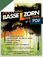 Le 6e festival Basse-Zorn'Live