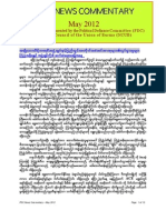 PDC Monthly News Commentary - May 2012