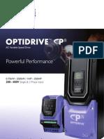 85-ODP2B-In V1.12 Optidrive P2 12pp Brochure