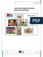 Corporate Benefits Basket - Jan '11