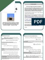 Duas Booklet