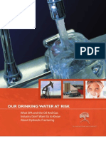 Drinking Water at Risk OGAP