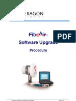 FibeAir Software Upgrade Procedure (Rev3.3)