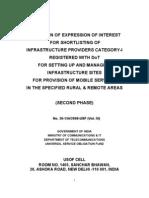 EOI for Infrastructe Providers 211108