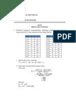 Soal-Jawab Statistik 3
