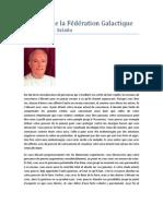 Message de La Fédération Galactique - Mike Quinsey - SaLuSa - 16 mai  2012