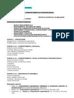 Comportament Organizational- Curs