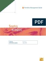 RISQUE 5.3.5.17 Portfolio Management Guide