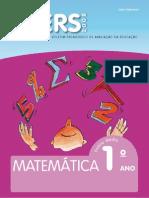 BoletimPedagogicoMatematica1AnoEMSAERS