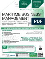 FLP2264 Maritime Business Management FLP2264HA101